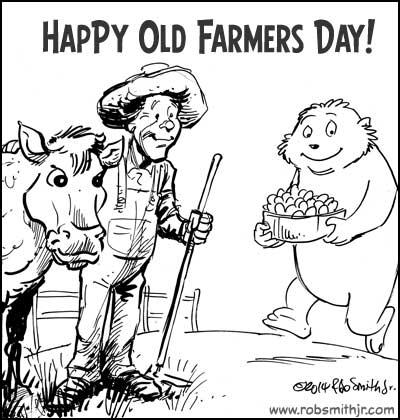 2014-1012-Happy-OldFarmersDay-BW